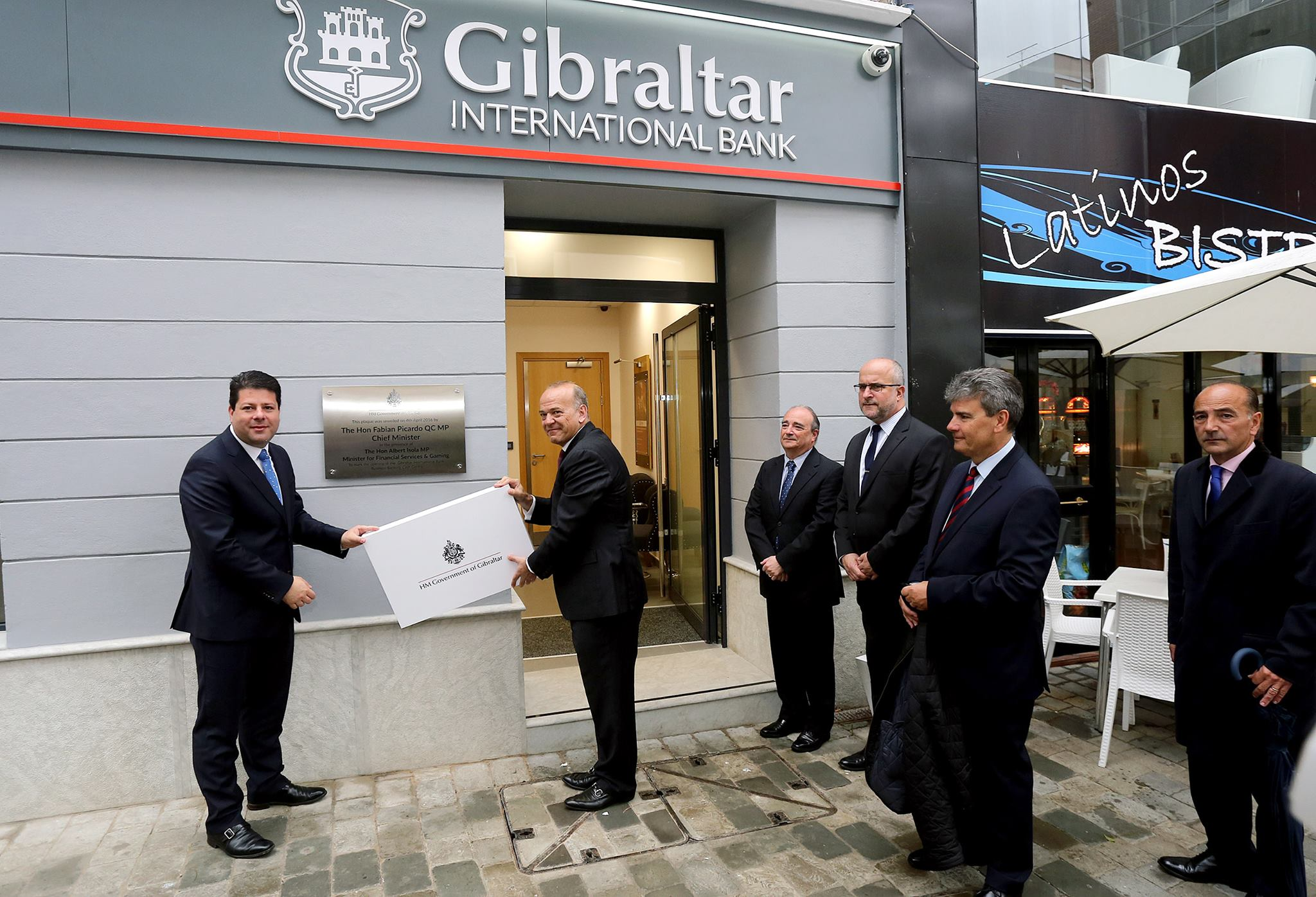 Gibraltar international bank cryptocurrency
